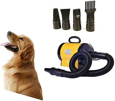 BORYLI Dog Cat Grooming Blower