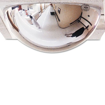 T-Bar Dome Security Mirror, 24'''' dia., Sold as 1 Each
