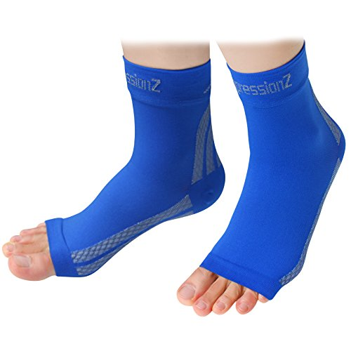 Foot Sleeves  Best Plantar Fasciitis Compression for Men & W