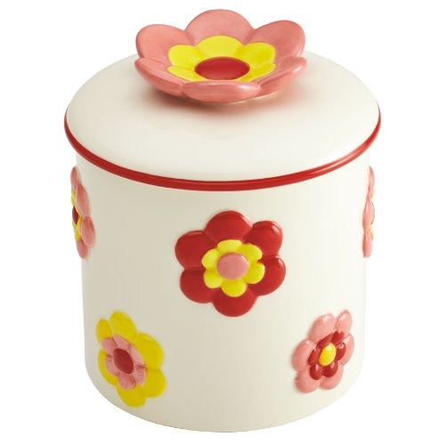 Cake Boss Novelty Cookie Jar Groovy Girl ()