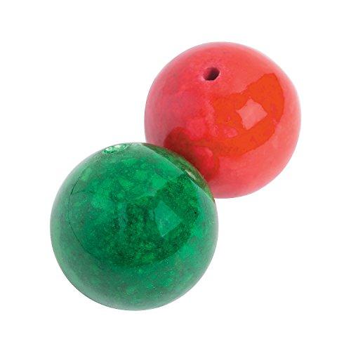 Christmas Premium Mountain Jade Beads - 12mm (Mountain Jade Beads)