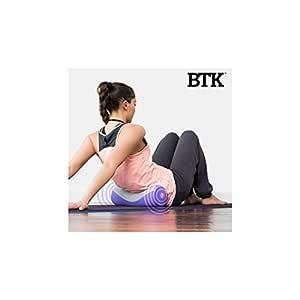 Apolyne Vibro Yoga Roll Btk - Masajeador rodillo deportivo a ...
