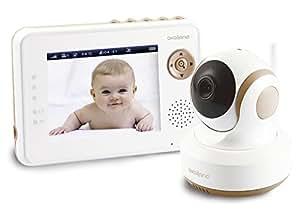 Vigilabebés Availand Follow Baby - Cámara motorizada con seguimiento automático del bebé - Función auto-follow