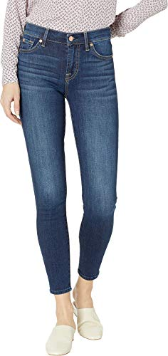7 For All Mankind Women's B(Air) Ankle Skinny Jeans in Fate Fate 29 27
