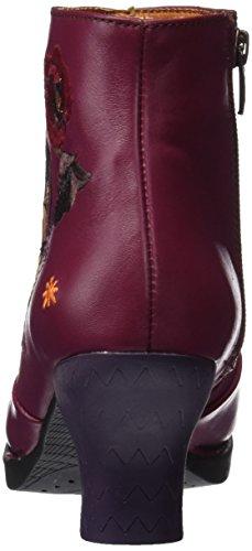 Art Women's Harlem Ankle Boots Purple (Star Cerise) kwsKqHwgN
