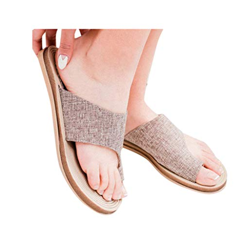 Dressin Women's Sandals 2019 New Women Comfy Platform Sandal Shoes Summer Beach Travel Shoes Fashion Sandal Ladies Shoes ()