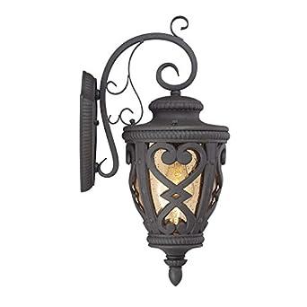 Grandura 1863 in marcado black outdoor wall mount light fixture grandura 1863 in marcado black outdoor wall mount light fixture aloadofball Gallery
