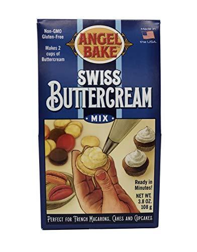 Swiss Buttercream Mix