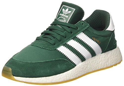 Runner Ftwr Gum 3 a Collo Iniki Verde Uomo Collegiate Sneaker adidas White Green Basso 5q7vTxfOw
