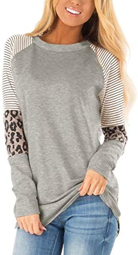 Floral Find Womens Sleeve Leopard product image
