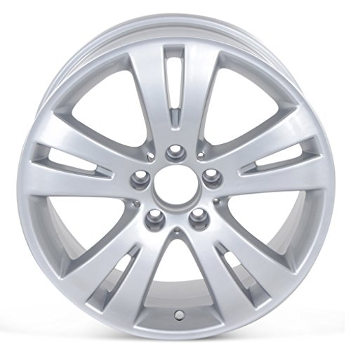 New 17'' x 7.5'' Alloy Replacement Wheel for Mercedes C300 C350 2008 2009 2010 2011 Rim 65524 by Wheelership (Image #2)