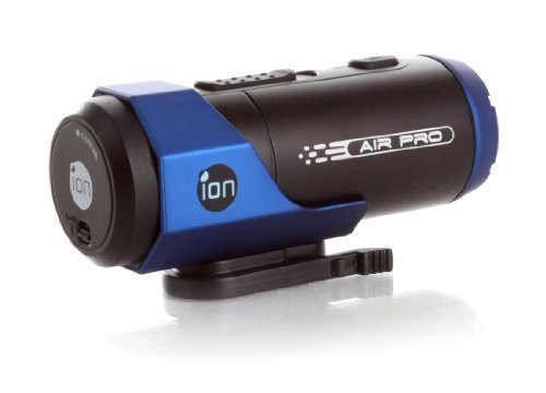 iON AIR PRO PLUS Wi-Fi Full HD 1080p Wearable Sports Action Video Camcorder 16GB Complete System
