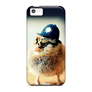 SKvaI4306huWSP Case Cover, Fashionable Iphone 5c Case - Chicken Police