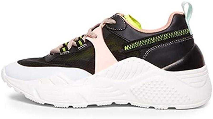 Steve Madden Sneakers Nero: Amazon.co