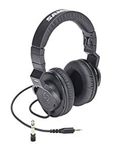 Samson Z25 Closed Back Over-Ear Studio Headphones