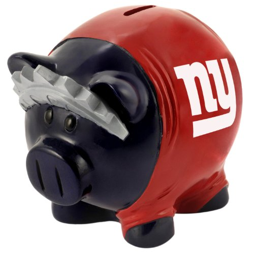 FOCO New York Giants Thematic Piggy Bank