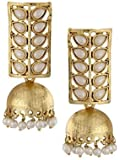 Youbella Gold Plated Jhumka / Jhumki Earrings For Women