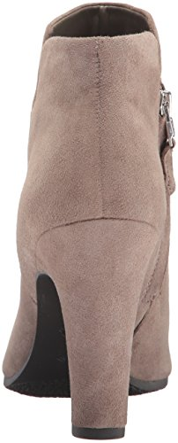 Putty Edelman Sam Shelby Suede Stivali Kid da beige donna UxwFx
