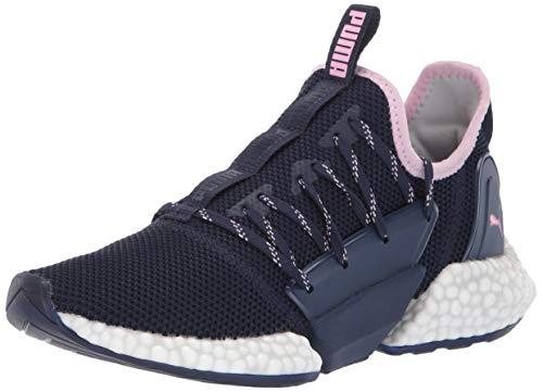 PUMA Women's Hybrid Rocket Runner Sneaker peacoat-lilac sachet 6 M US ()