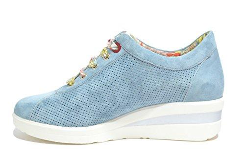 Zeppa Donna Walk carribea Sneakers MELLUSO Scarpe R20110 P5qB1vwy