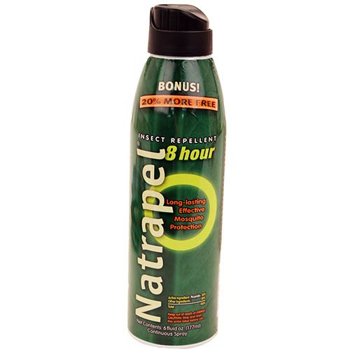 Natrapel 12-Hour Insect Repellent 6 Ounce Spray (177ml) (3 ()