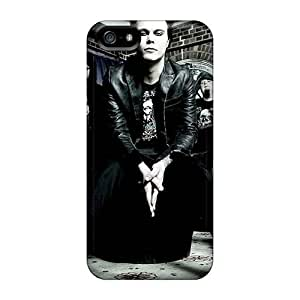 Hard Protect Phone Cases For Iphone 5/5s (vCD0OotE) Custom High Resolution His Infernal Majesty Band HIM Pictures