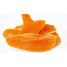 Dried Mangoes 5 Pound Bag (Bulk)