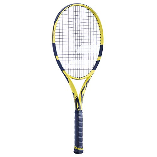 Babolat 2019 Pure Aero Team Tennis Racquet, (Best Tennis Racquet For Spin 2019)