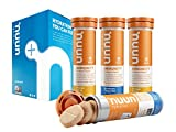 Nuun Immunity: Zinc, Turmeric, Elderberry, Ginger, Echinacea, and Electrolytes for an Anti-Inflammatory
