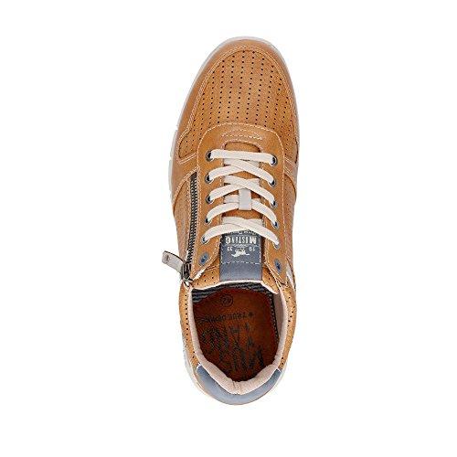 Mustang , Chaussures de ville à lacets pour homme marron Braun (313 Amaretto)