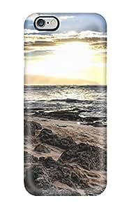 Iphone Premium Protective Hard Case For Iphone 6 Plus Nice Design Beach Earth