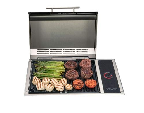 Frontier All Seasons Built-in 120V Electric Grill by