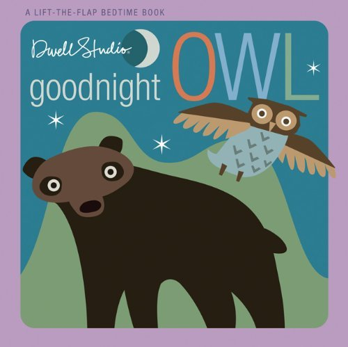 (By DwellStudio - DwellStudio: Goodnight, Owl (Brdbk) (5.2.2011))