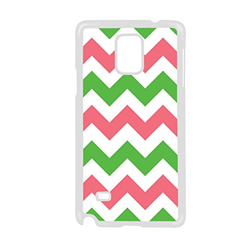 Tyboo Rigid Plastic Cases Protection For Galaxy Note 4 Samsung Have With Chevron Wavy Shape For Guy