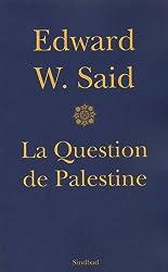 La question de Palestine