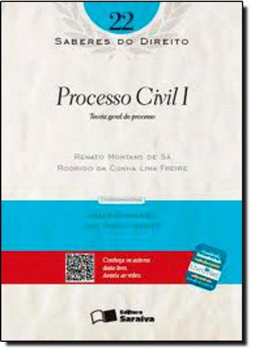 Read Online Processo Civil 1 : Teoria Geral do Processp - Vol. 22 PDF
