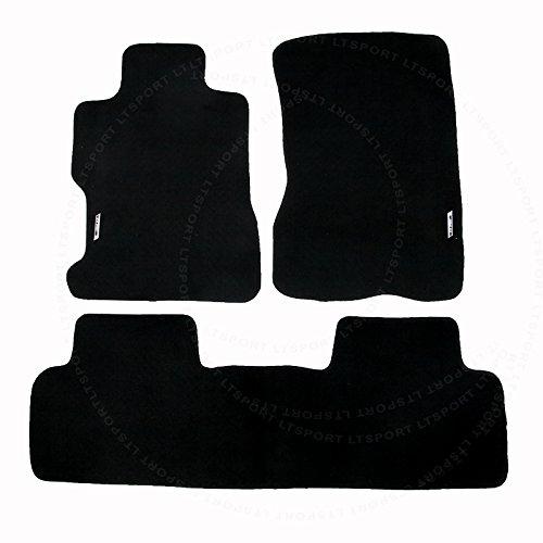 LT Sport SN#100000001143-201 For Honda Civic Sedan Custom Fit Premium Nylon Floor Mats Carpet