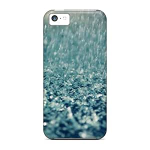 Iphone 5c Purple Bubbles PC iphone colorful covers Runing's case