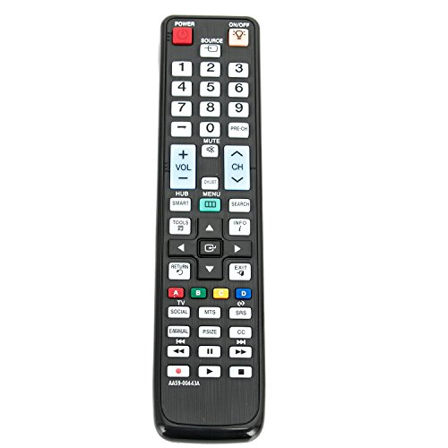 Aurabeam Samsung AA59-00443A TV Remote Control for Samsung Televisions (AA5900443A)