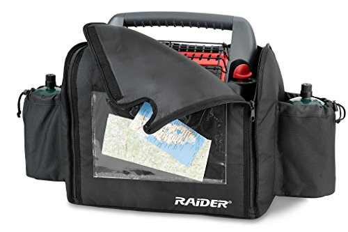 Raider Portable Heater Storage Carry Case Bag - Black (Fits Mr. Heater Model: MH18b)