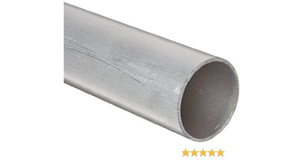 "1//8/"" wall.. 1.1//2 inch Length; 12/"" 10 Guage Hollow Aluminium round tube"