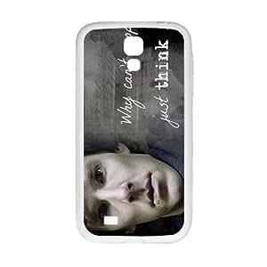 Magic Smart Sherlock Design Hard Case Cover Protector For Samsung Galaxy S4