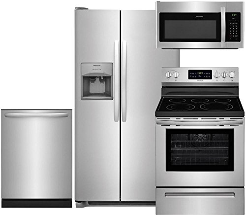 - Frigidaire Stainless Steel Package with FFSS2615TS 36