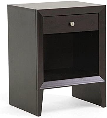 Amazon Com Winsome Squamish Accent Table With 1 Drawer