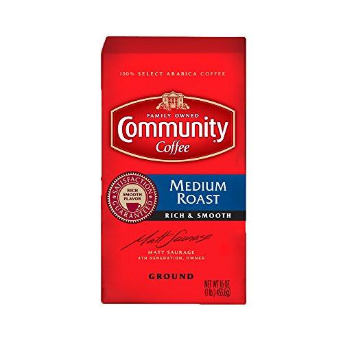 Community Coffee Premium Ground Medium