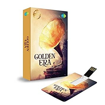 Music Card: Golden Era - 320 Kbps Audio 4 GB