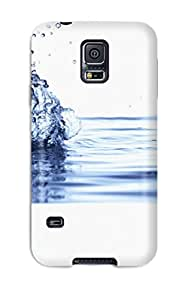 New Shockproof Protection Case Cover For Galaxy S5/ The Beauty Of Water Case Cover