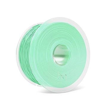 BQ F000161 - Filamento PLA de diámetro 1.75 mm, 1 kg, Color Turquesa