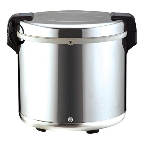 Chef's Supreme - 100 cup Stainless Rice Warmer