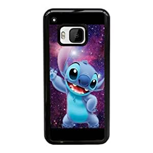HTC One M9 Cell Phone Case Black Disneys-Lilo-and-Stitch AS7YD3553289